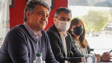 """Photo of Jorge Macri: """"Grieta con la vacuna, no!"""""""