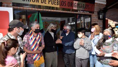 Photo of Publos originarios tienen local en el Puerto de Frutos