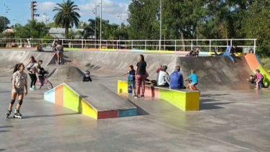 Photo of Tigre y Chamical acuerdan mejoras en el Skatepark