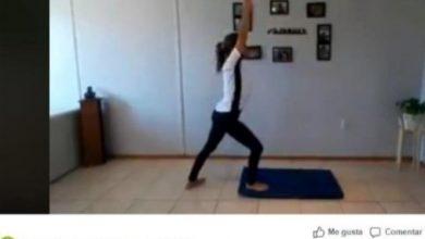 Photo of Continúan las clases de gimnasia online