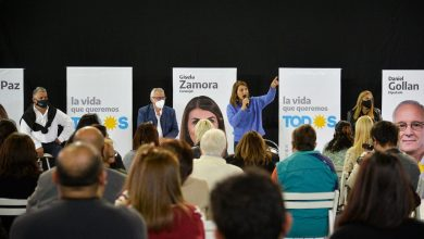 Photo of Zamora presentó a sus candidatos en Dique Luján y Benavidez