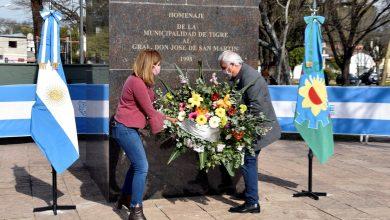 Photo of Tigre recordó al Libertador de América
