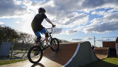 Photo of Enseñan BMX Freestyle en el Campo de Deportes Nro 3