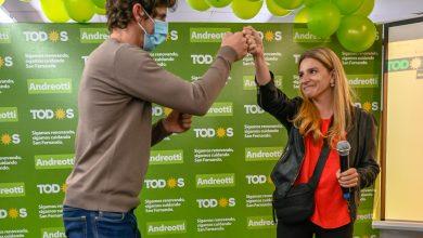 Photo of Eva Andreotti se impuso con casi 44% de los votos