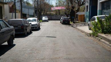 Photo of Renovaron pavimentos en la calle Céspedes