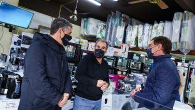 Photo of Jorge Macri y Diego Santilli visitaron Carapachay
